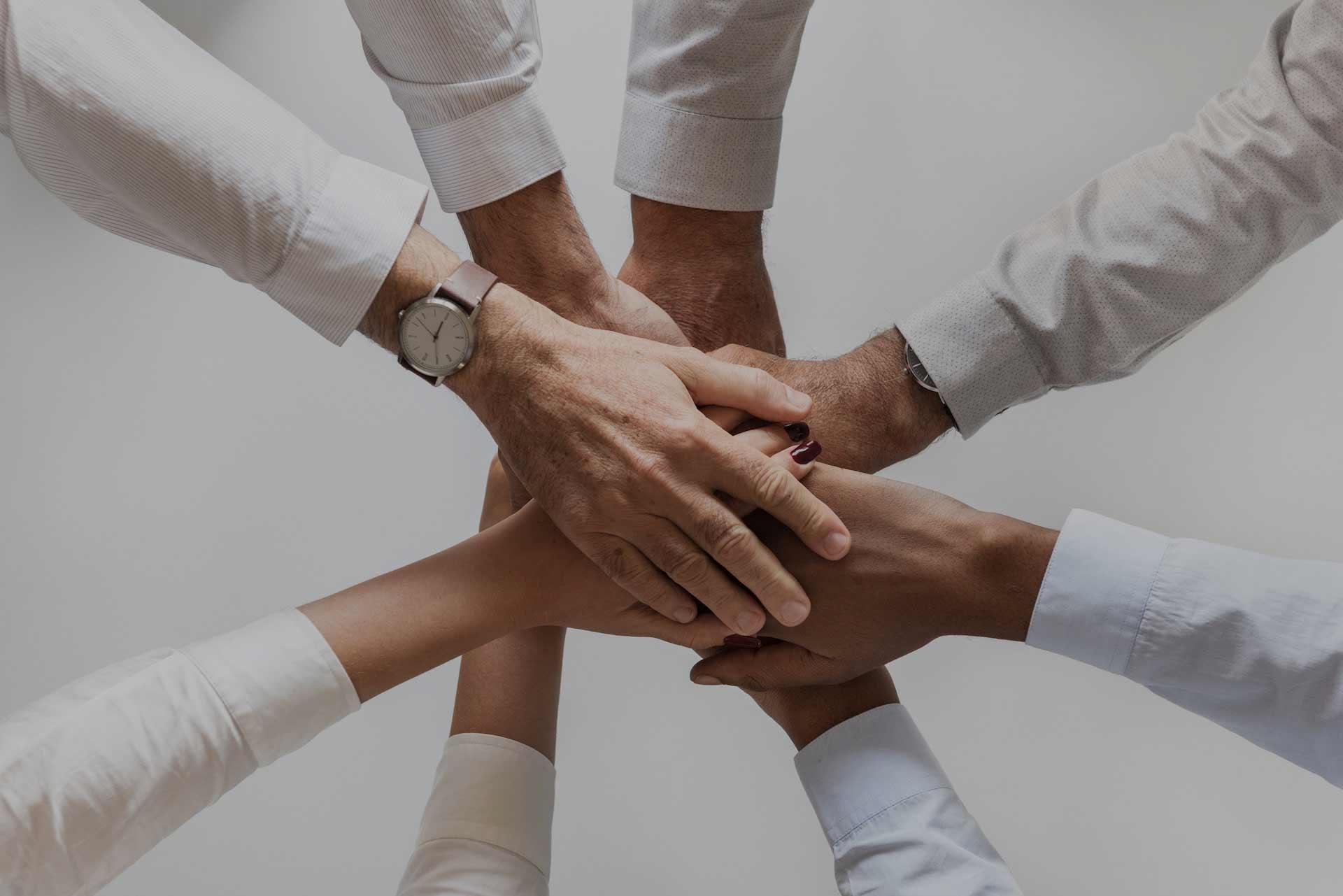 utveckling grupp ledare
